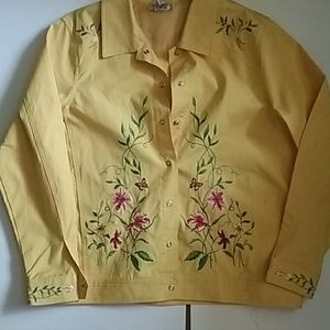 Victor Costa occasion embroidered jacket